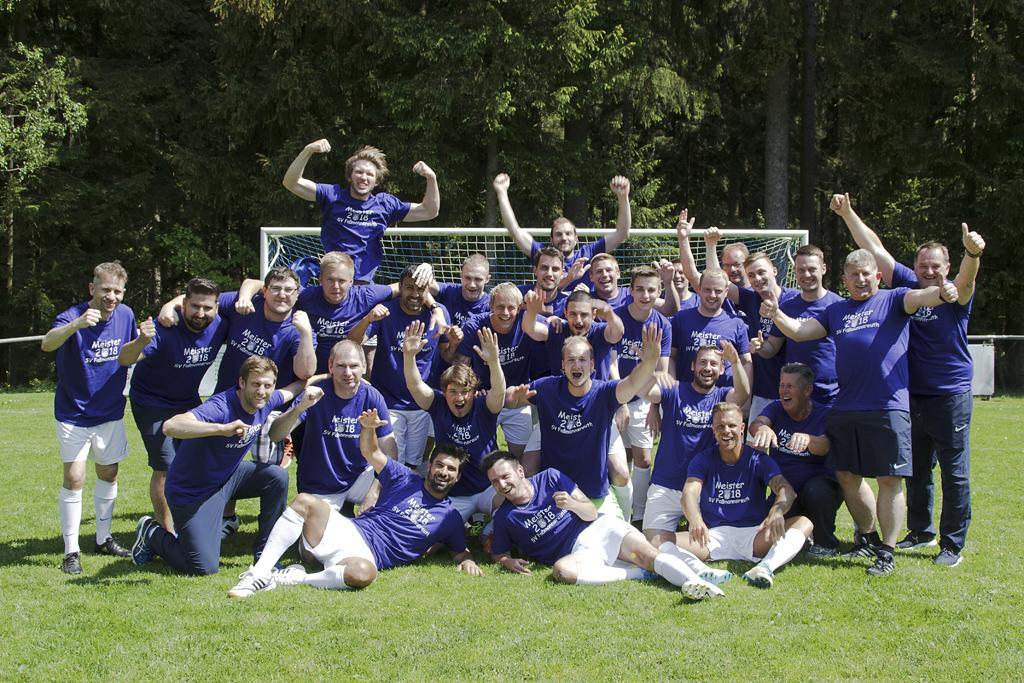 Meistermannschaft 2017/2018